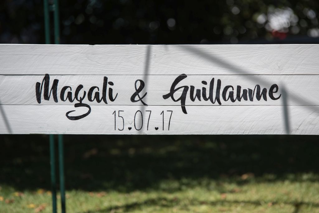 Magali e Guillaume