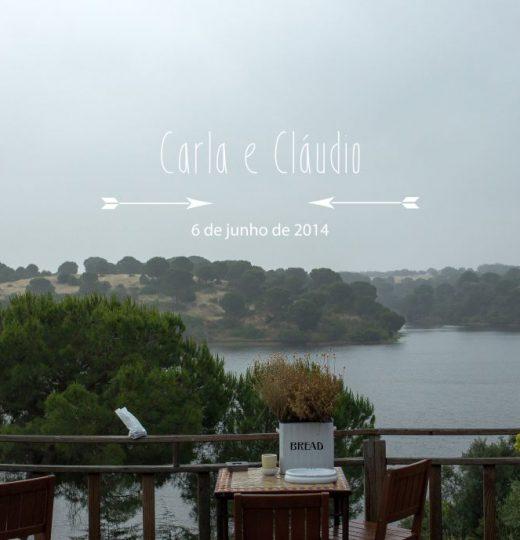 Carla e Cláudio